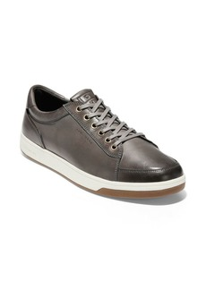 Cole Haan GrandPro Spectator Lace-Up Leather Sneakers