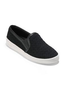 Cole Haan GrandPro Spectator Woven Slip-On Sneaker (Women)