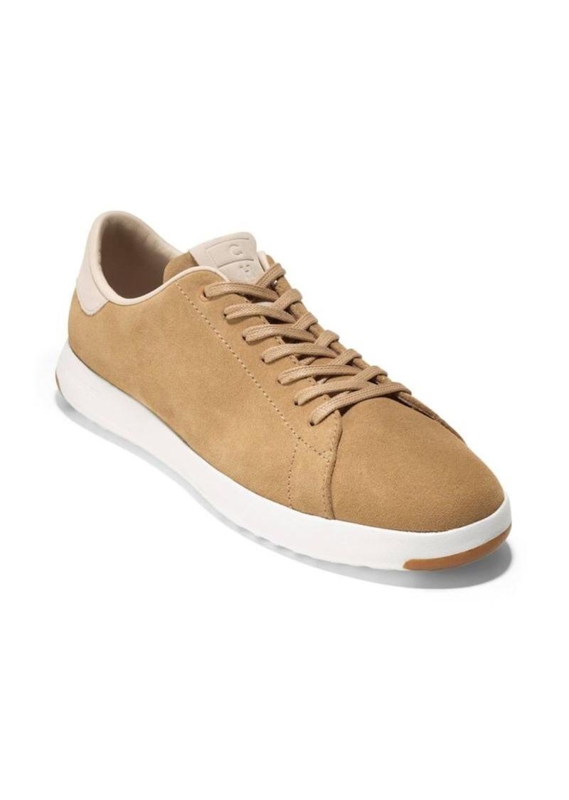 ede91c1a965 Cole Haan Cole Haan Grandpro Suede Tennis Sneakers