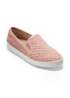 Cole Haan GrandPro Woven Slip-On Sneaker (Women)