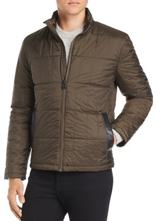 Cole Haan Grid-Quilted Jacket