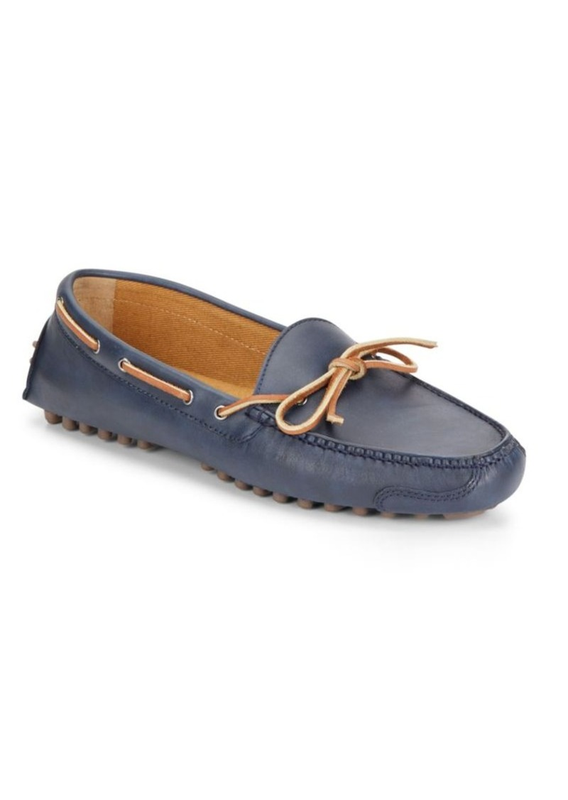 Cole Haan Gunnison Leather Moccasins
