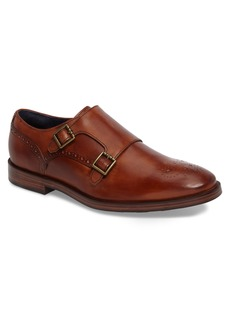 Cole Haan Hamilton Double Monk Strap Shoe (Men)