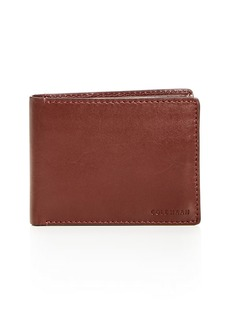 Cole Haan Hamilton Grand Leather Bi-Fold Wallet