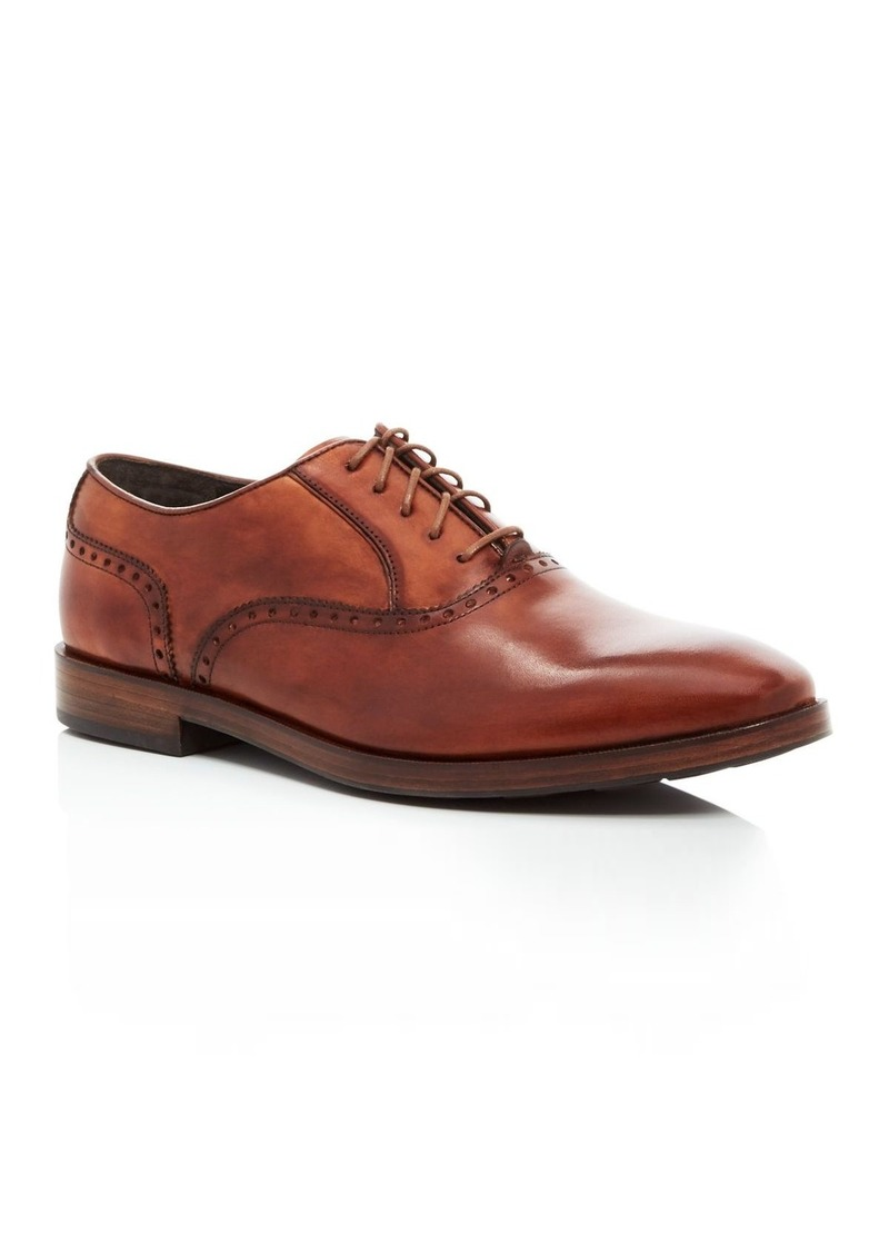 Cole Haan Men's Hamilton Plain Toe Oxfords