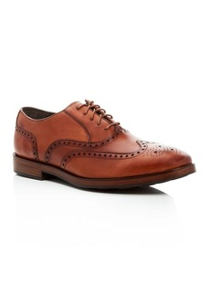 Cole Haan Hamilton Wingtip Oxfords