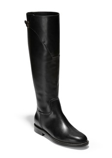 Cole Haan Harrington Knee High Riding Boot (Women)