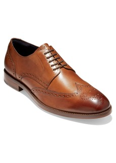 Cole Haan Harrison 2.ZeroGrand Wingtip (Men)