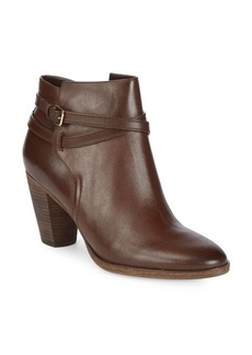 Cole Haan Hayes Leather Belt Bootie