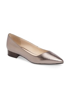 Cole Haan Heidy Pointy Toe Flat (Women)