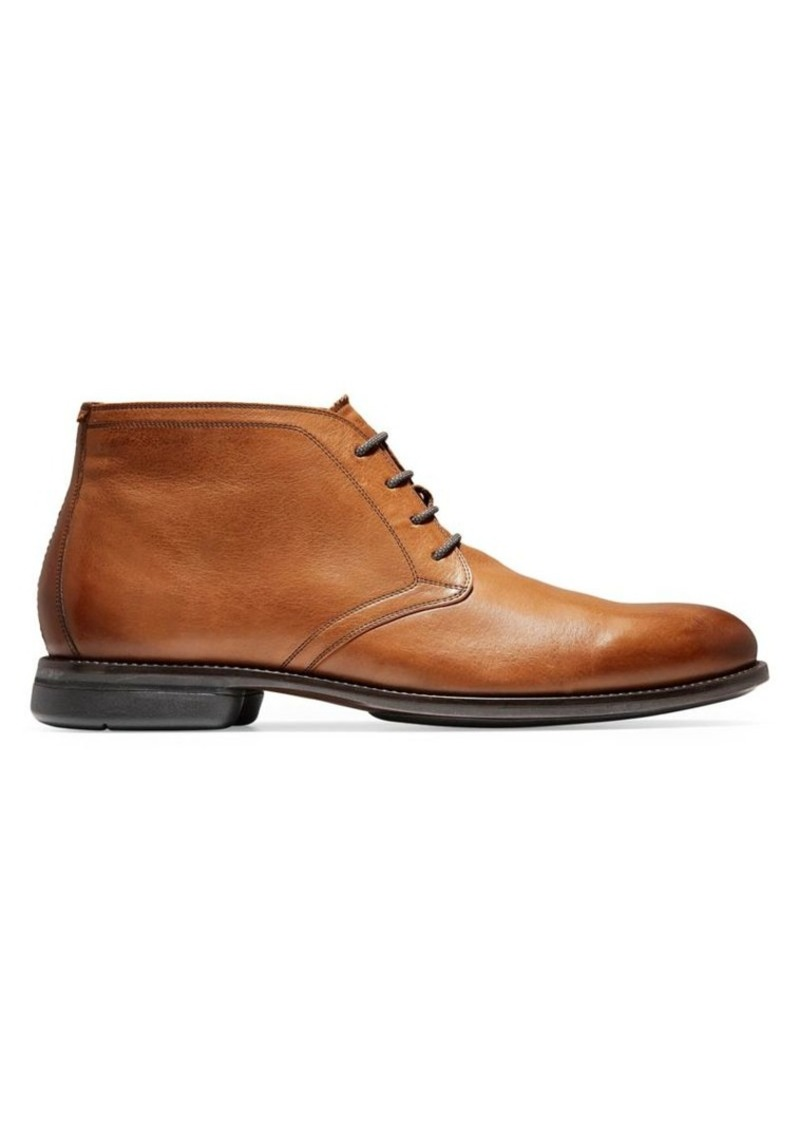 Cole Haan Holland Grand Leather Chukka Boots