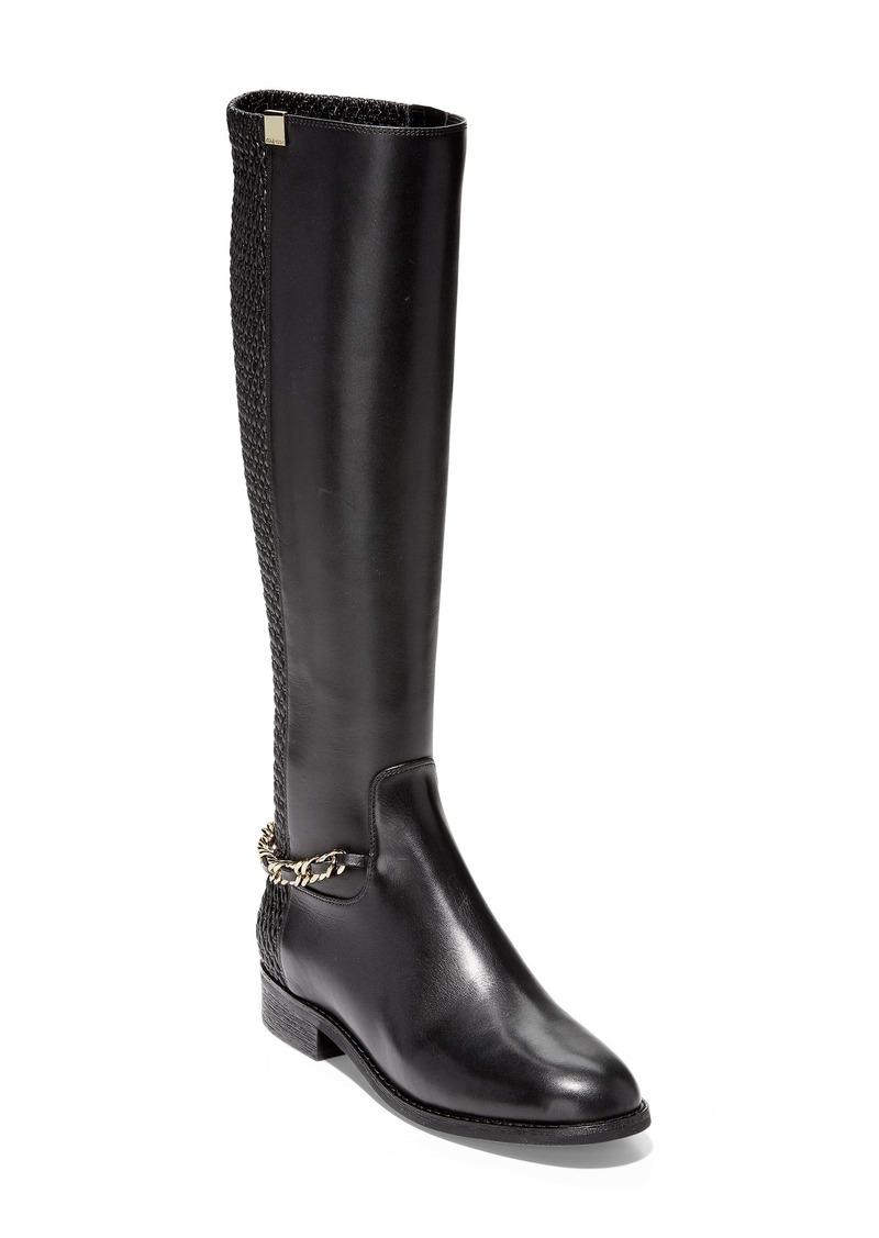Cole Haan Idinia Stretch Knee High Boot (Women)