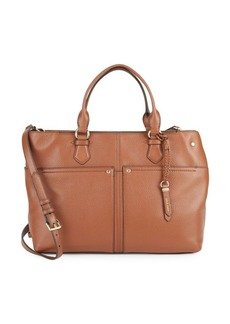 Cole Haan Ilianna Leather Crossbody Bag