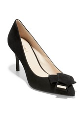 Cole Haan Ina Bow Pointy Toe Pump