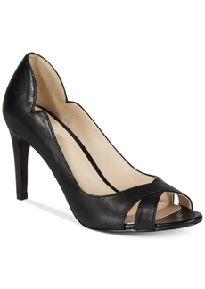 Cole Haan Jacinda Peep-Toe Pumps, Created for Macy's