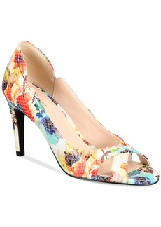 Cole Haan Jacinda Peep Toe Pumps, A Macy's Exclusive Women's Shoes