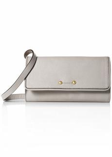 Cole Haan Jade Leather SMARTHPHONE Crossbody Bag dove