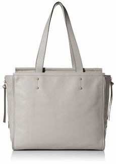 Cole Haan Jade Leather Tote Bag dove