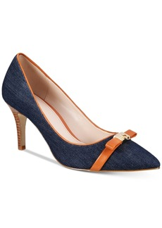Cole Haan Juliana Detail Pointed Pumps Women's Shoes