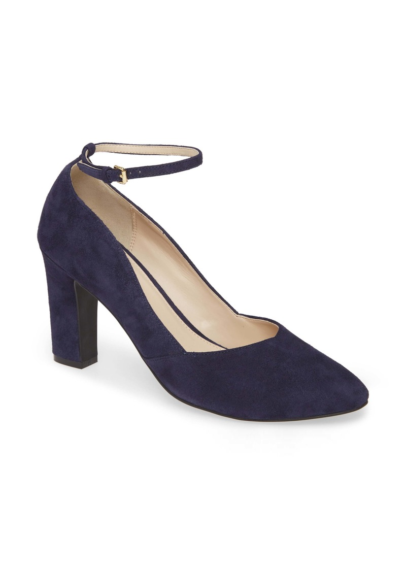 Cole Haan Kaelyn Ankle Strap Pump (Women)