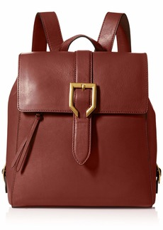 Cole Haan Kayden Leather Backpack syrah