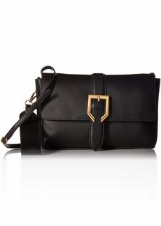 Cole Haan Kayden Leather Crossbody Bag black