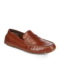 Cole Haan Kelson Leather Penny Loafers