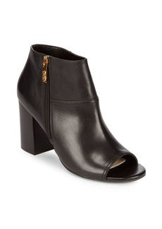 Lanya Leather Booties