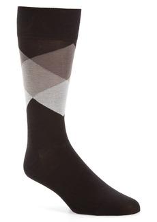 Cole Haan Large Diamond Crew Socks (3 for $30)