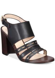 Cole Haan Lavelle Block-Heel Sandals Women's Shoes