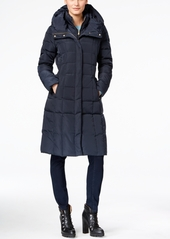 Cole Haan Layered Down Puffer Coat
