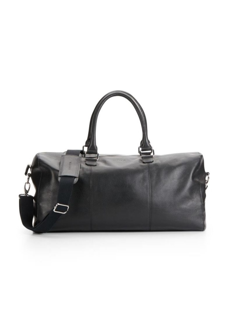 On Sale today! Cole Haan Leather Duffle Bag 95b569031a35a