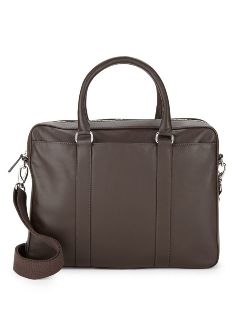 Cole Haan Leather Laptop Bag
