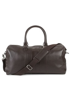 Cole Haan Leather Travel Bag