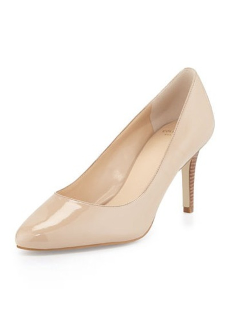 Cole Haan Lena Patent Pointed-Toe Pump