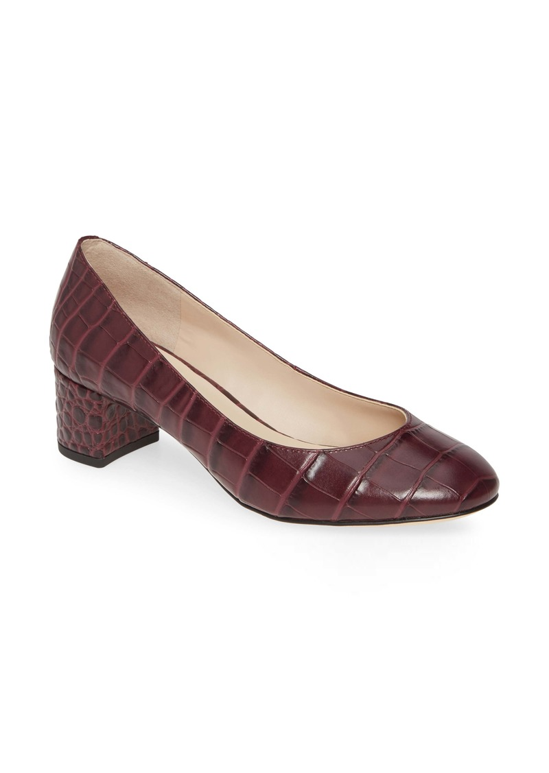 Cole Haan Lesli Block Heel Pump (Women)