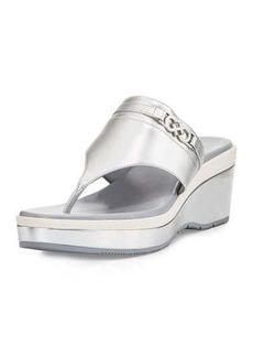 Cole Haan Lindy Grand Thong II Wedge Sandal