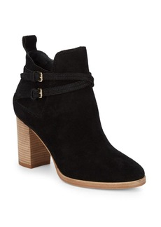 Cole Haan Linnie Suede Booties