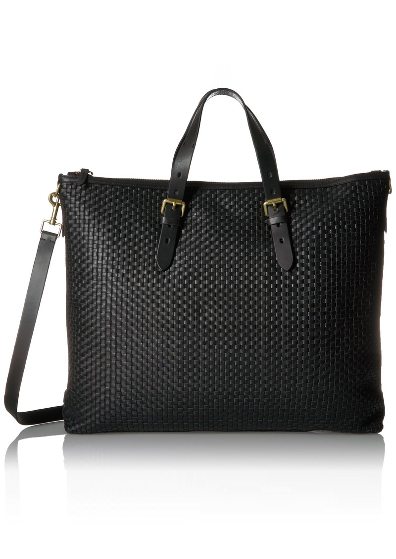 Cole Haan Loralie Weave Dual Gender Tote