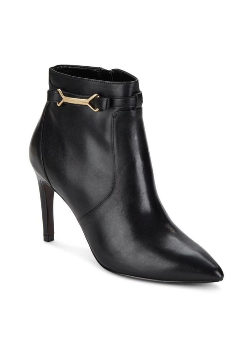 Cole Haan Loveth Leather Booties