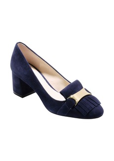 Cole Haan Margarite Kiltie Loafer Pump (Women)