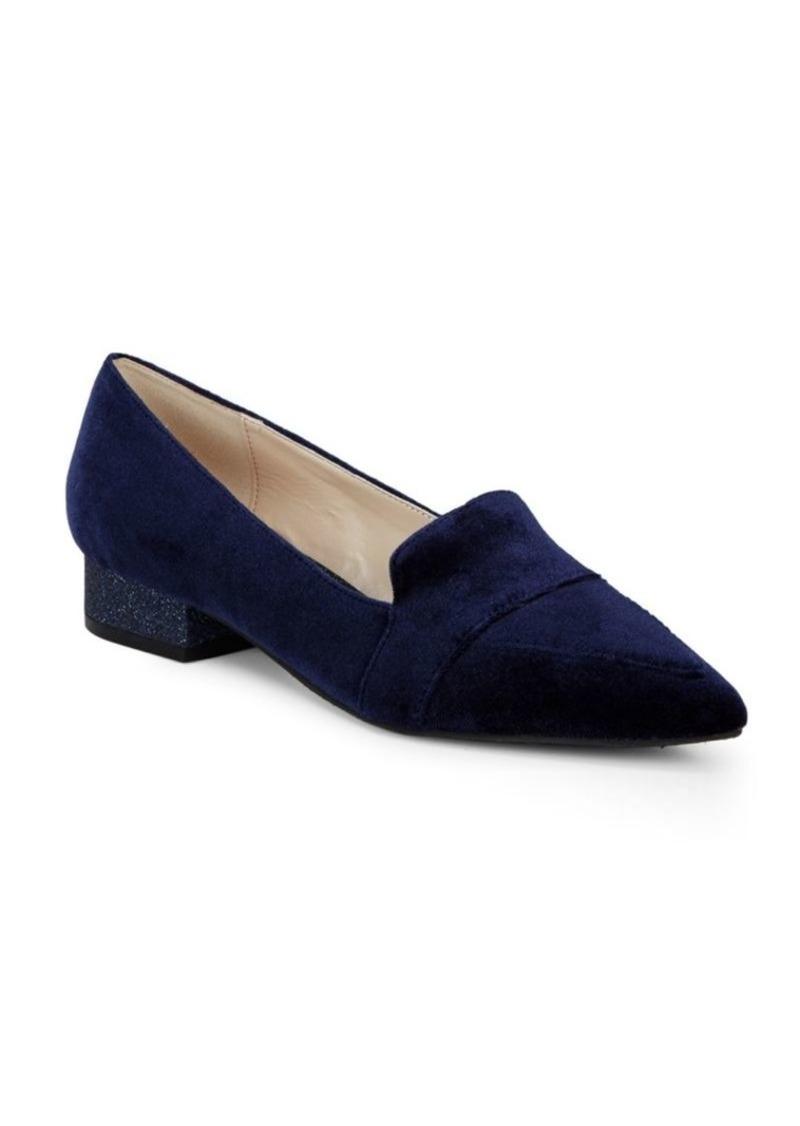 ce90d6e3575 Cole Haan Marlee Skimmer Velvet Loafers