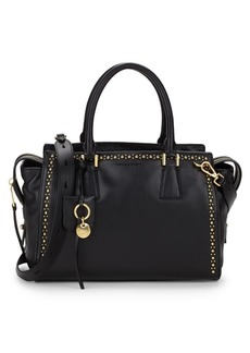 Cole Haan Marli Leather Satchel Bag