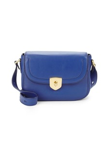 Cole Haan Marli Mini Leather Saddle Bag