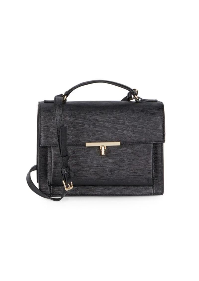 Cole Haan Mazie Leather Crossbody Bag