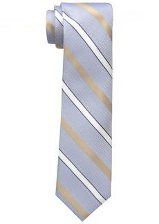 Cole Haan Men's 100 Percent Silk Stripe Tie