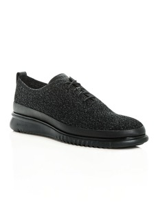 Cole Haan Men's 2.ZeroGrand Stitchlite Knit Plain Toe Oxfords