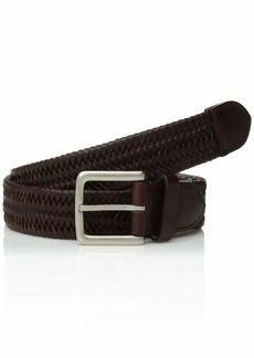 Cole Haan Men's 35mm Woven Leather Belt