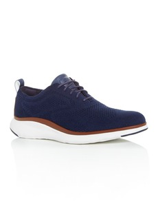 Cole Haan Men's 3.ZeroGrand Stitchlite Knit Wingtip Oxfords