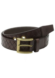 Cole Haan Men's Big and Tall Weave Belt